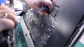 Чиcтка матрицы от пыли iMac 27 (2012)(MacPlus.ru - ремонт техники Apple. Тел. 8(495) 542-0589; vk.com/macplus/; facebook.com/macplusparts; twitter.com/MacPlusParts., 2015-05-28T18:56:48.000Z)