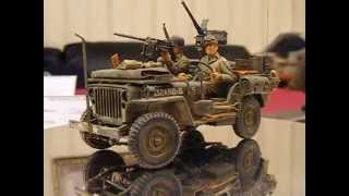 Jeep Tamiya Verlinden