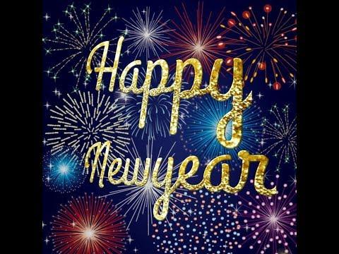 New year Countdown  3D countdown wish u Happy New Year