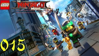 Let's Play Lego NINJAGO Movie VideoGame [100%] #015 Flucht vom Vulkan