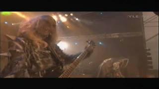 lordi - hellbender turbulence (live raumanmeri 2003)