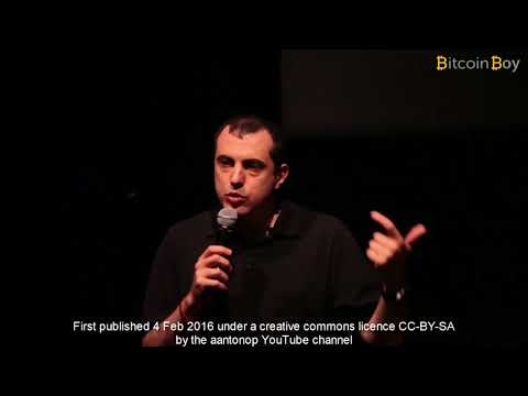 How Did Bitcoin Start? - Andreas M. Antonopoulos