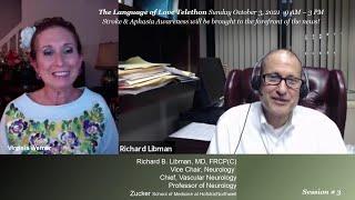 Richard B  Libman, Vice Chair, Neurology  The Language of Love Telethon 3
