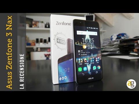 Asus Zenfone 3 MAX la recensione