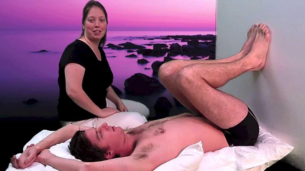 MFR Self-Treatment for the Pelvic Floor á la the John F  Barnes Myofascial  Release Approach™