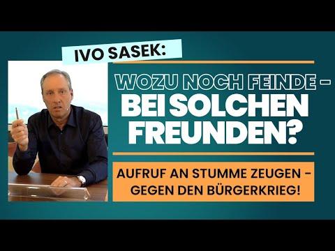 AZK-Gründer Ivo Sasek: