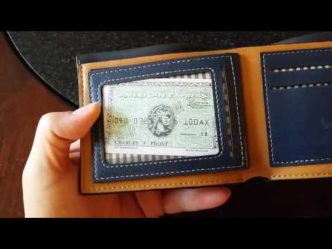 Review Wallet Leather Fashion Men39s Leather Bifold Purse