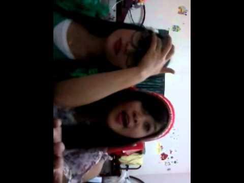 melisa & tika alay..kenangan di malaysia