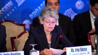 Ms. Irina Bokova, Director - General, UNESCO, Opening Speech, 6th Broadband Commission Meeting, NY