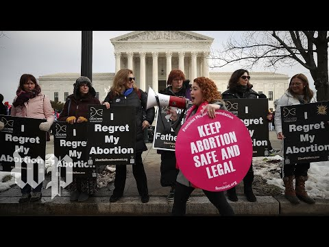 Anticipating The End Of Roe V. Wade, States Are Passing New Abortion Laws