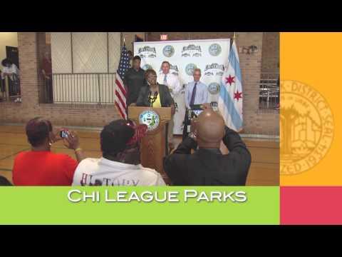 Chicago Park District July 2014 Calendar