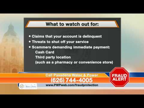 pasadena-water-&-power---fraud-alert-video-for-residents-and-businesses