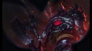 LOL / GRIETA DEL INVOCADOR / Sion build destructor de torres y troll xD  (xKRISHNA)