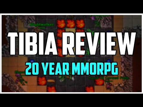 Is Tibia still worth playing? Tibia Review 2018