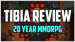 Is Tibia still worth playing? Tibia Review