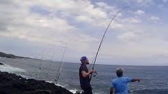 pêche et pique-nique à Saint Leu. Kossa i manze zordi?