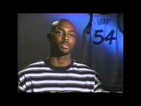 Horace Grant Talks About Orlando
