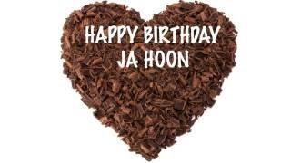 JaHoon   Chocolate - Happy Birthday
