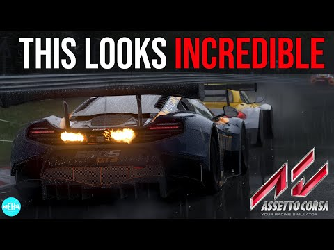 How A Racing Game From 2014 Became Photorealistic (Assetto Corsa)