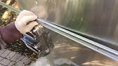 What Sealant to Use on an Airstream - YouTube