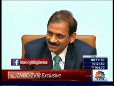 Mr. V Vaidyanathan on CNBC TV18 Making It Big