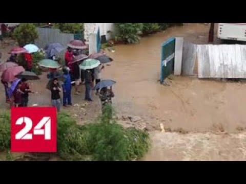 В Индии оползни и наводнение унесли жизни свыше двухсот человек