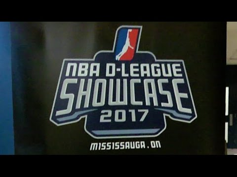 NBA D-League Showcase 2017 All-Access