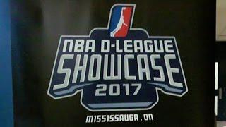 NBA D-League Showcase 2017 All-Access