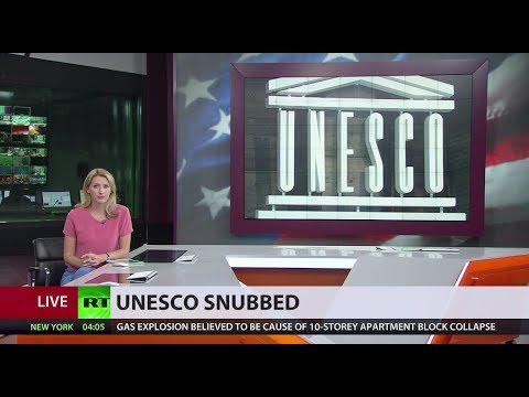 US, Israel officially leave UNESCO 'over bias'