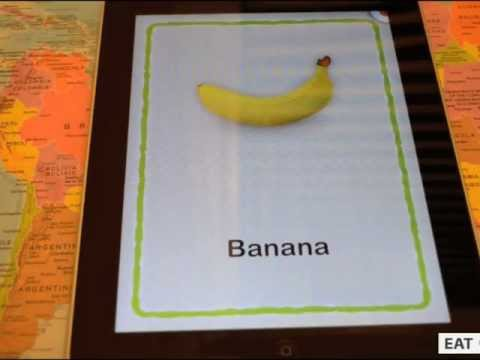 eat apple news app review : Cute Baby Flash Cards :iPad ...