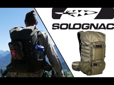 SAC X-ACCESS 30 CHASSE&BUSHCRAFT&RANDO solognac