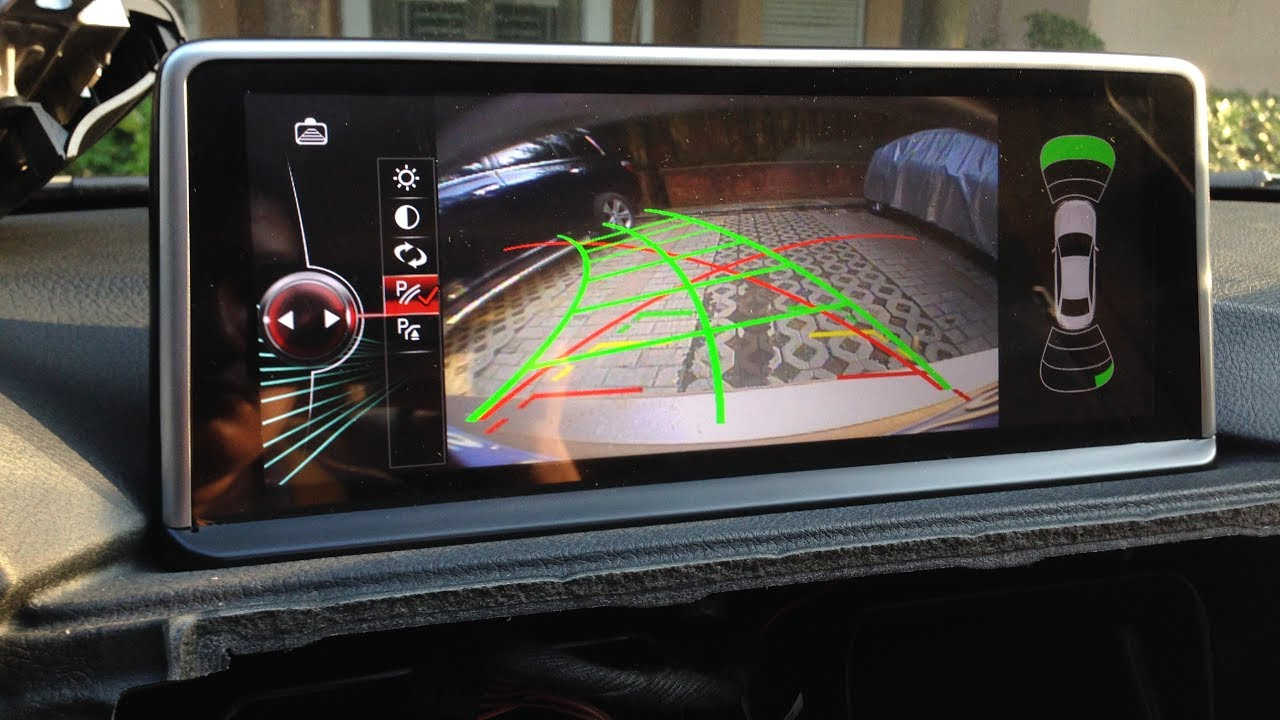 BMW 3 Series (F30) 2012-2017 Aftermarket Navigation Head Unit