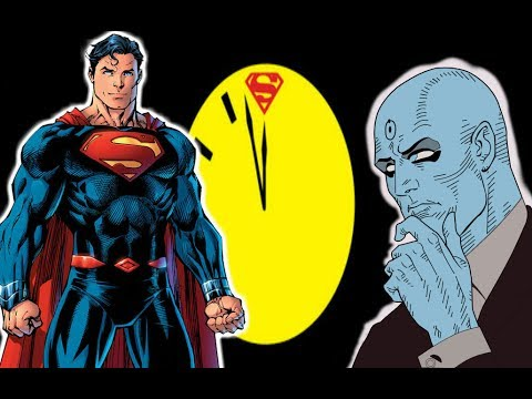 Person Behind DC Missing Time Revealed And Doomsday Clock News - DC Rebirth Geoff Johns SDCC  Panel