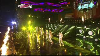 Download 11.10.2009 [Dream Concert] Supernova & T-ARA: Time To Love 2 MP3 song and Music Video