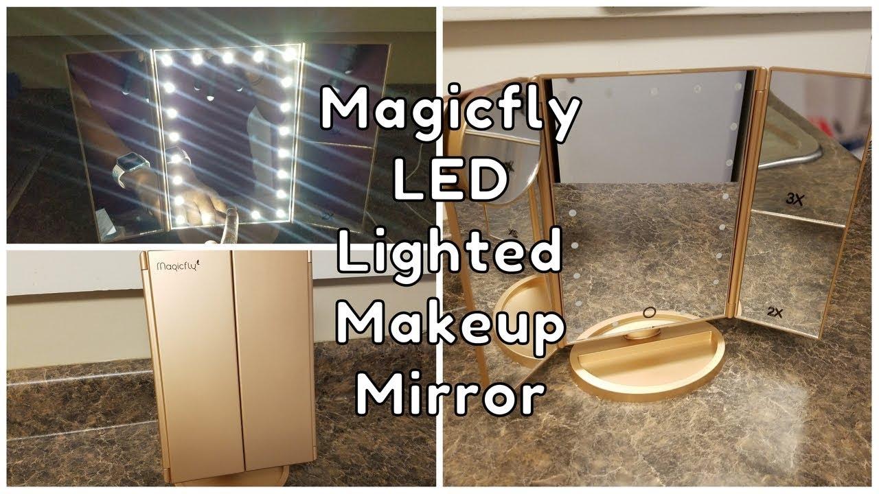 Lighted Makeup Mirror Reviews Mugeek Vidalondon