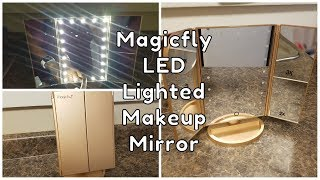 Magicfly Led Lighted Makeup Mirror Review