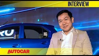 SangYup Lee VP Hyundai styling group | Interview | Autocar India