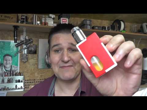 How to make a Mech Squonker for under £30.
