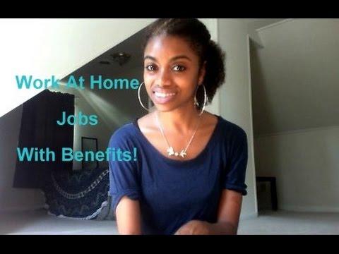 $9-$15 An Hr. Work At Home Jobs W/ Medical Benefits!
