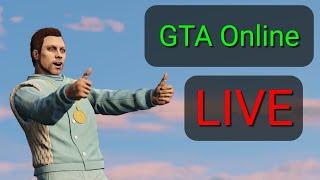 GTA Online LIVE (Xbox Seŗies X/Xbox One)