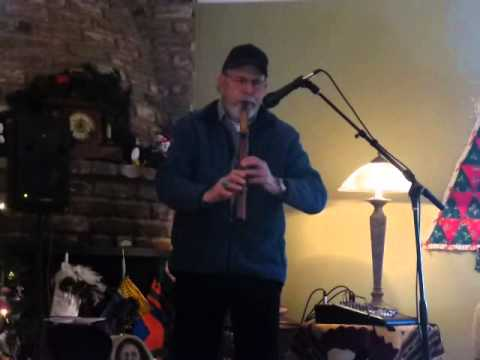 December 2013 Bay Clan Flute Circle in Palo Alto Part 1