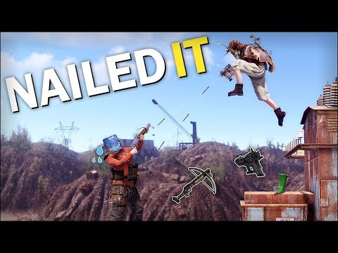 NAILED IT - Rust Solo Survival
