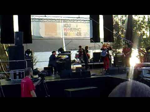 Peter Nagy (Indigo) Orange Joj Music Summer Fest Domasa 2010