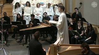 """Geduld"" from Matthäus-Passion by J.S. Bach - St. Peter's Lutheran Bach Collegium NYC"