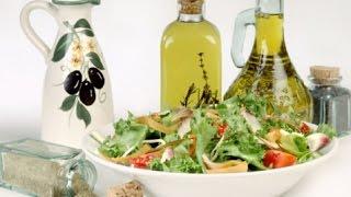 Чем заправить салат, если нет ни масла ни сметаны ни майонеза?
