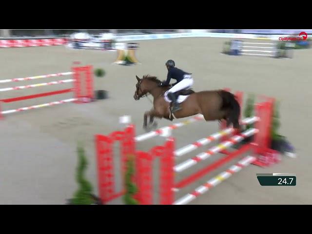 Katrin Eckermann  - Caleya  - BEMER Riders Tour