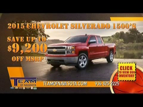 Chevy March Madness -Team of Navasota - YouTube