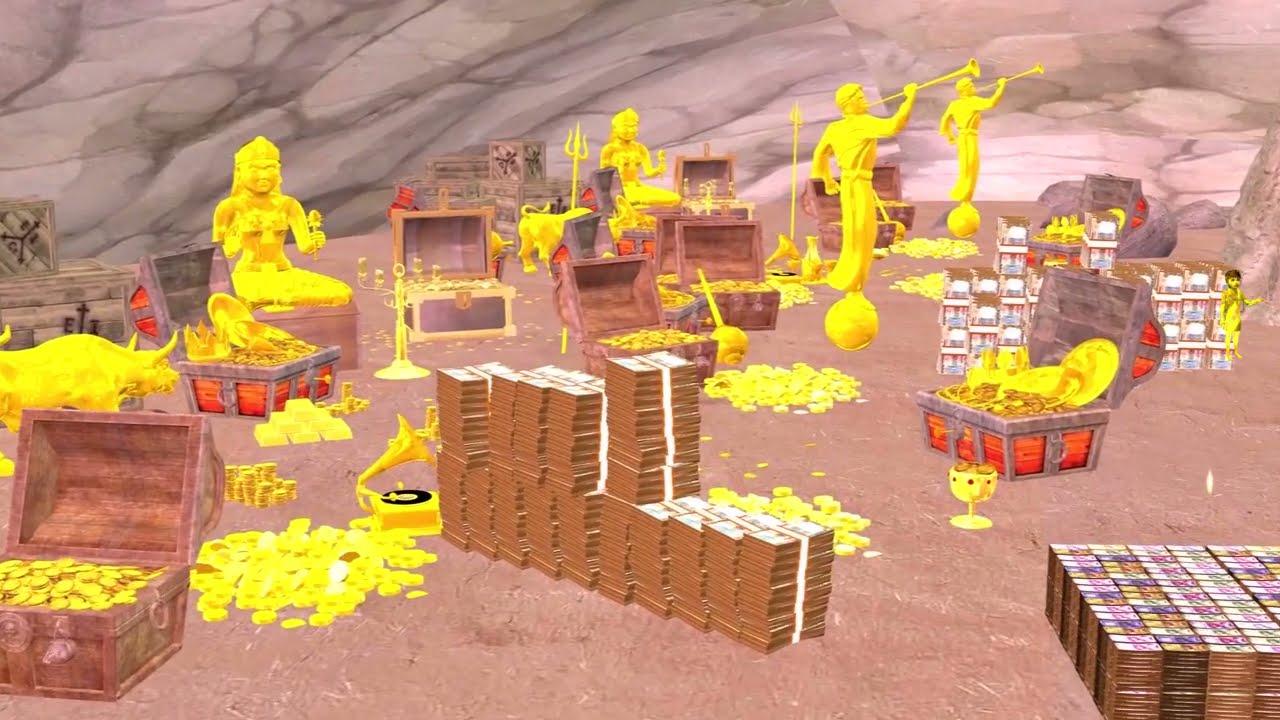 जादुई पैसा घर पैसे का पेड़ Magical Money House Money Tree Comedy Video हिंदी कहानिया Hindi Kahaniya