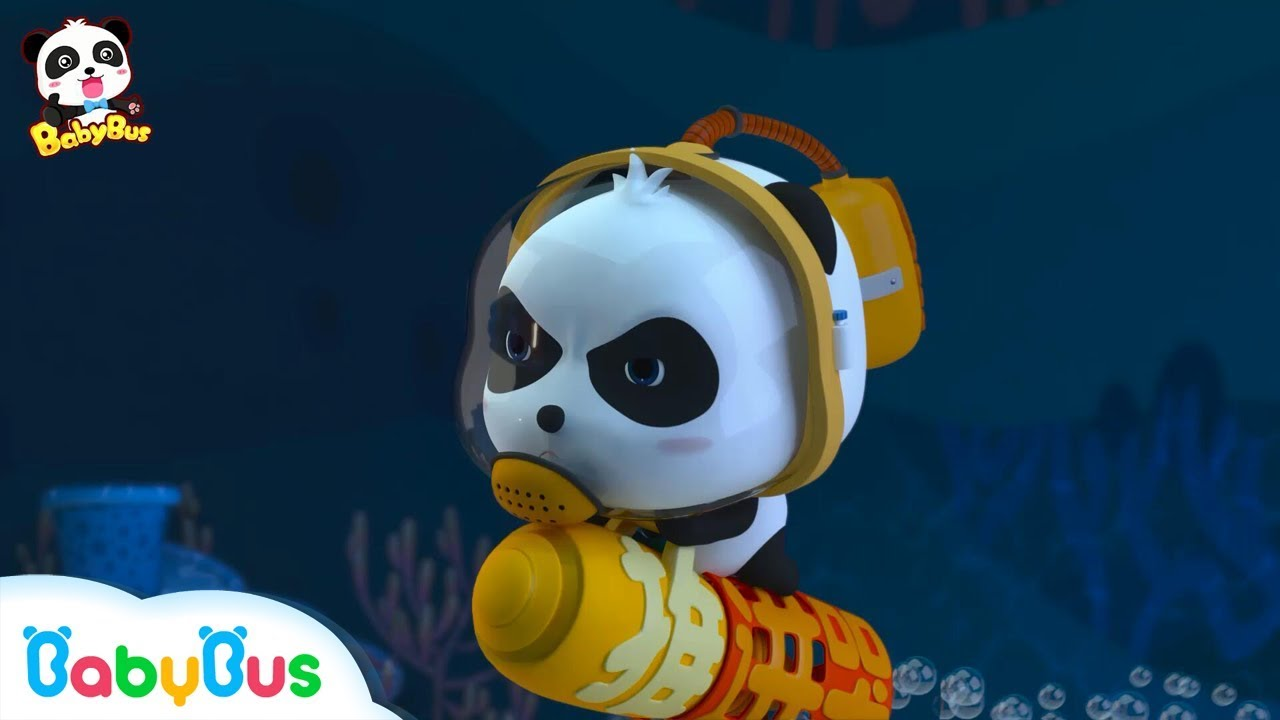 Baby panda rescues little fish baby pandas ocean adventure baby panda rescues little fish baby pandas ocean adventure magical chinese characters babybus publicscrutiny Image collections