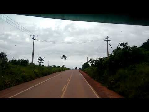 Transamazônica trecho do 30 a Itaituba PA
